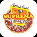 La Suprema Pizzaria de Porto Alegre - aplicativo e site de delivery criado pela cliente fiel