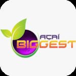 Açaí Biggest de Curitiba - aplicativo e site de delivery criado pela cliente fiel