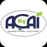 Big Açaí de Betim - aplicativo e site de delivery criado pela cliente fiel
