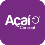 Açaí Concept - Boa Viagem - 1 de Recife - aplicativo e site de delivery criado pela cliente fiel
