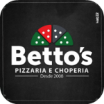 Bettos Pizzaria de Assis Chateaubriand - aplicativo e site de delivery criado pela cliente fiel