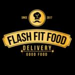 Flash Fit Food de São Paulo - aplicativo e site de delivery criado pela cliente fiel