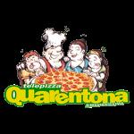 Pizzaria Quarentona de Belo Horizonte - aplicativo e site de delivery criado pela cliente fiel