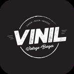 Vinil Vintage Burger de Florianópolis - aplicativo e site de delivery criado pela cliente fiel