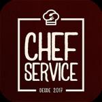 Chef Service de Belo Horizonte - aplicativo e site de delivery criado pela cliente fiel