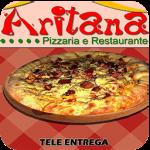 Pizzaria Aritana de Bom Despacho - aplicativo e site de delivery criado pela cliente fiel
