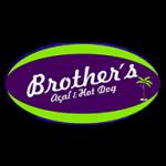 Brother's Açaí e Hot Dog de Vila Velha - aplicativo e site de delivery criado pela cliente fiel