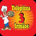 Pizzaria Três Irmãos de Belo Horizonte - aplicativo e site de delivery criado pela cliente fiel
