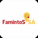 Famintos SA de Rio de Janeiro - aplicativo e site de delivery criado pela cliente fiel