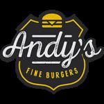 Andys Fine Burgers site web app