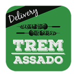 Trem Assado Delivery de Bom Despacho - aplicativo e site de delivery criado pela cliente fiel