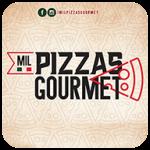 Mil Pizzas Gourmet de Niterói - aplicativo e site de delivery criado pela cliente fiel