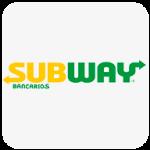 Subway Bancarios de João Pessoa - aplicativo e site de delivery criado pela cliente fiel