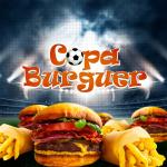 Copa Burguer de Canoas - aplicativo e site de delivery criado pela cliente fiel