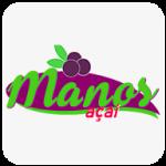 Manos Açaí de Campinas - aplicativo e site de delivery criado pela cliente fiel