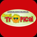 Brasil Tropical Pizzaria e Hamburgueria  de Contagem - aplicativo e site de delivery criado pela cliente fiel
