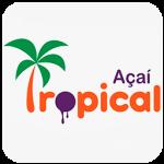Açaí Tropical BH de Belo Horizonte - aplicativo e site de delivery criado pela cliente fiel
