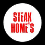 Steak Homes de Manaus - aplicativo e site de delivery criado pela cliente fiel