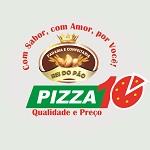 Pizza 10 de Juiz de Fora - aplicativo e site de delivery criado pela cliente fiel