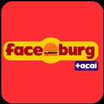 FaceBurg + Açaí - Av. Pio XII de Pirapora - aplicativo e site de delivery criado pela cliente fiel