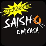 Saisho em casa BH de Belo Horizonte - aplicativo e site de delivery criado pela cliente fiel