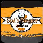 God's Burguer de Contagem - aplicativo e site de delivery criado pela cliente fiel