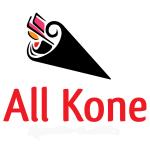 All Kone  de São Paulo - aplicativo e site de delivery criado pela cliente fiel