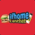 Ifhome Lanches de Salto - aplicativo e site de delivery criado pela cliente fiel