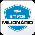Auto Posto Milionário de Lagoa da Prata - aplicativo e site de delivery criado pela cliente fiel