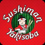 Sushiman Yakisoba de Niterói - aplicativo e site de delivery criado pela cliente fiel