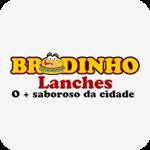 Brodinho lanches  de Luís Eduardo Magalhães - aplicativo e site de delivery criado pela cliente fiel