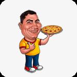 Pizzaria do Camarão de Manaus - aplicativo e site de delivery criado pela cliente fiel