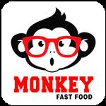 Monkey Fast Food - Juara de Juara - aplicativo e site de delivery criado pela cliente fiel