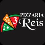 Pizzaria 3 Reis  de São Paulo - aplicativo e site de delivery criado pela cliente fiel