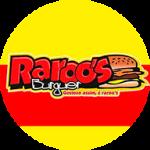 Raro's Burguer de Foz do Iguaçu - aplicativo e site de delivery criado pela cliente fiel