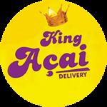 King Açaí Delivery de Trindade - aplicativo e site de delivery criado pela cliente fiel