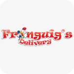 Franguig's RETIRADA NO LOCAL de Santa Cruz do Sul - aplicativo e site de delivery criado pela cliente fiel