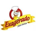 Exagerado Fried Chicken - Serra de Serra - aplicativo e site de delivery criado pela cliente fiel