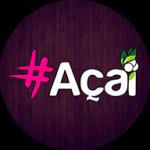 Hashtag Açaí - Muriaé de Muriaé - aplicativo e site de delivery criado pela cliente fiel