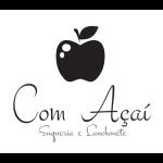 Com Açaí Suqueria e Lanchonete de Belo Horizonte - aplicativo e site de delivery criado pela cliente fiel