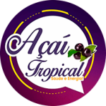 Açaí Tropical site web app