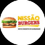 Nissão Burgers de Belo Horizonte - aplicativo e site de delivery criado pela cliente fiel
