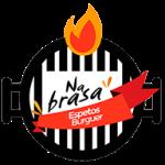 Na Brasa Espetos Burguer de Luz - aplicativo e site de delivery criado pela cliente fiel