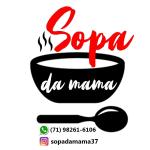 Crush - Sopa da Mama de Camaçari - aplicativo e site de delivery criado pela cliente fiel