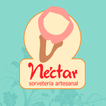 Néctar Sorveteria Artesanal de Nova Friburgo - aplicativo e site de delivery criado pela cliente fiel
