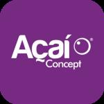 Açaí Concept - Guarapuava de Guarapuava - aplicativo e site de delivery criado pela cliente fiel