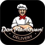 Don Mantovaní Delivery site web app