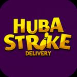 Huba Strike de Luís Eduardo Magalhães - aplicativo e site de delivery criado pela cliente fiel