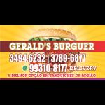 Gerald's Burguer de Belo Horizonte - aplicativo e site de delivery criado pela cliente fiel