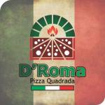 D'Roma Pizza Quadrada de Luís Eduardo Magalhães - aplicativo e site de delivery criado pela cliente fiel